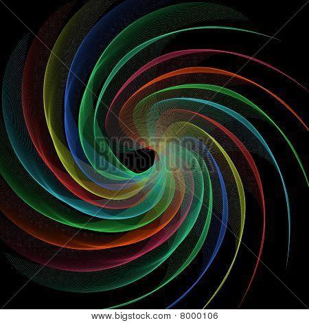 Artsy swirl