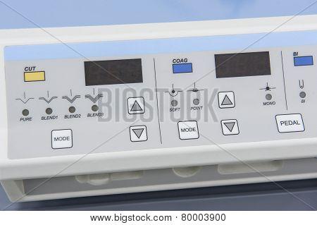 Hi-tech Medical Equipment In Hospital