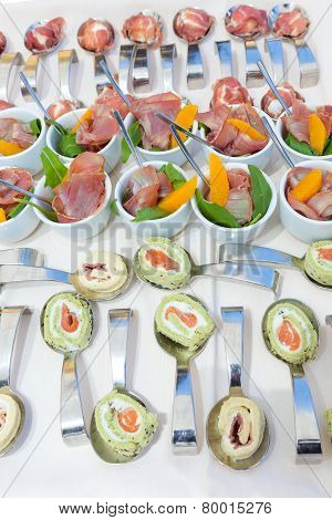 Various Italian Specialties