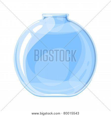Empty Elixir Bottle