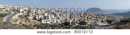 Nazareth And Tavor Mount