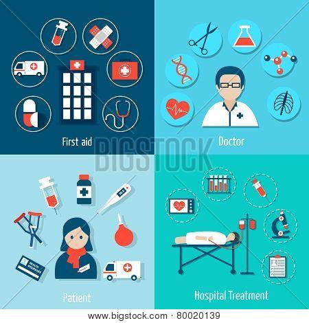 Medical Flat Set