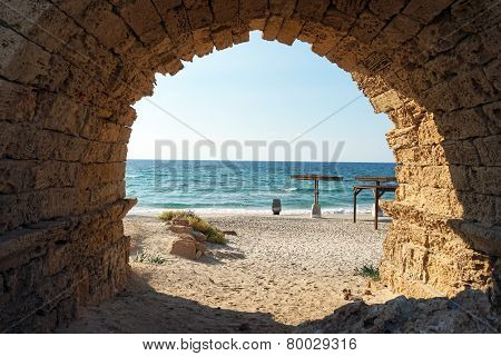 Arch Of Aqueduct
