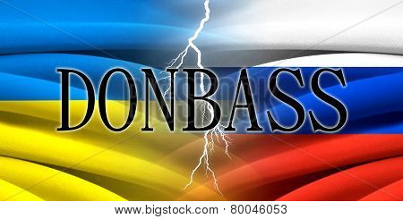 Ukraine VS Russia. Donbass.