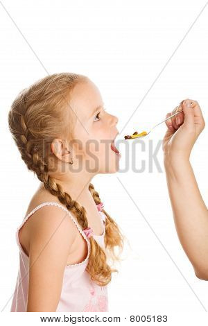 Drug Abuse And Kids Concept