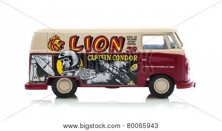 Vw Lion Van
