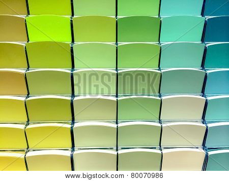 Green Color Swatches