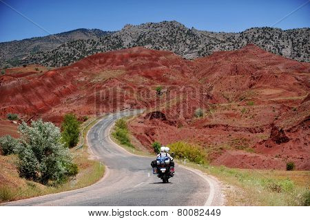 Adventure Motorcycle Travel