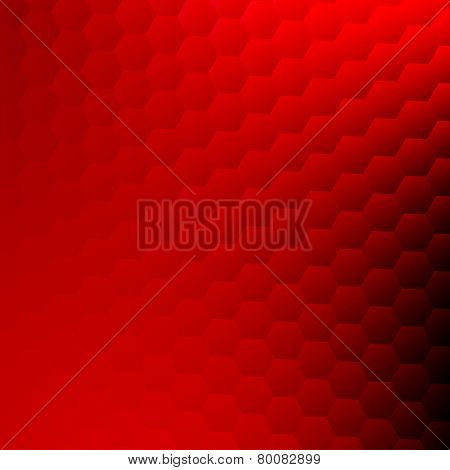Abstract red background. Website wallpaper design. Modern simple business card texture. Geometric.