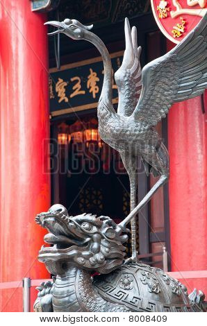 Chinese Sculptures