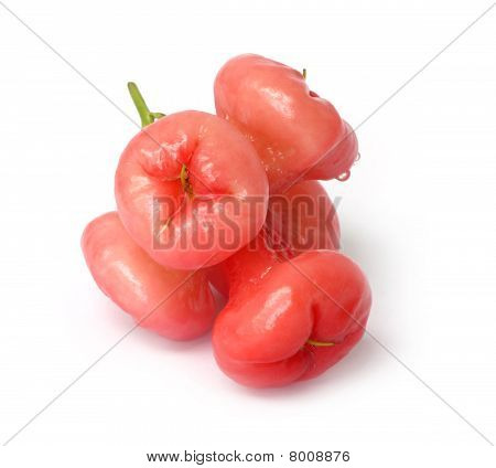Fresh star apples