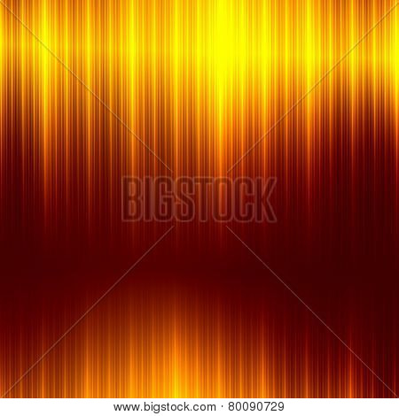 Brushed steel or metal as background. Modern illustration concept. Futuristic abstract technology.