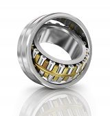 picture of friction  - Steel ball bearing - JPG