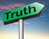 picture of honesty  - discover truth be honest honesty leads a long way find justice law and order  - JPG