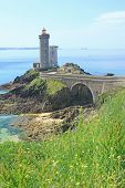 stock photo of brest  - Lighthouse  - JPG