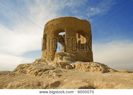 Atashgan Monument