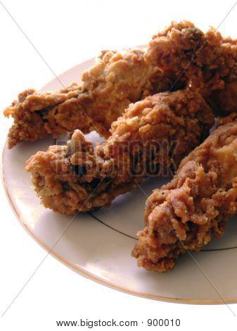 Fried Chicken Wings 001