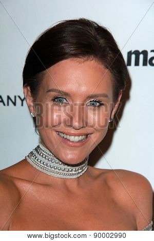 LOS ANGELES - JAN 11:  Nicky Whelan at the The Weinstein Company / Netflix Golden Globes After Party at a Beverly Hilton Adjacent on January 11, 2015 in Beverly Hills, CA