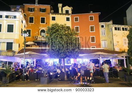 Night Club In Rovinj