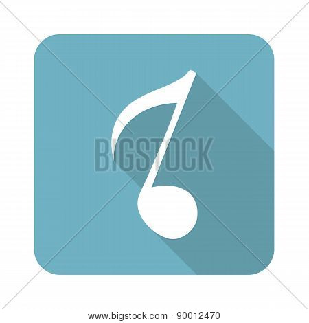 Eighth note icon