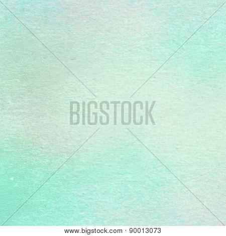 Light green watercolor texture