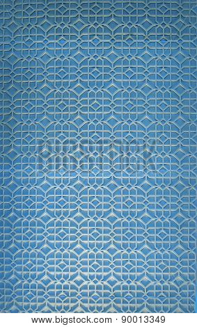 Blue Textural Background