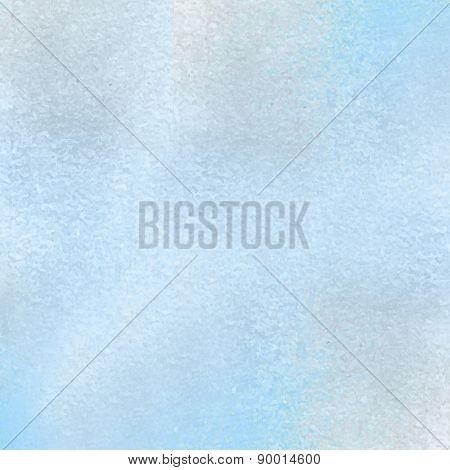 Blue watercolor design