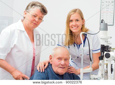 Old Age's Presbyopia