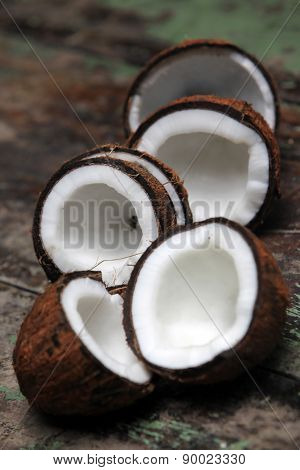 Asia Thailand Ko Tao Cocosnut