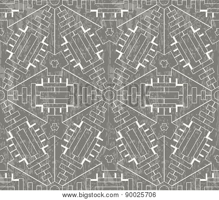 Vintage Tribal Background