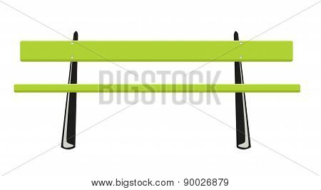 Green Bench