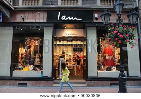 I Am Fashion Store