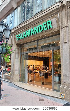 Salamander Shoes Store