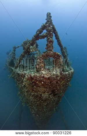 The wreck of the Spiegel Grove can be found on the bottom off Key Largo FL. ** Note: Visible grain at 100%, best at smaller sizes
