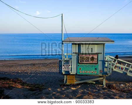 Malibu Beach Surf Shack