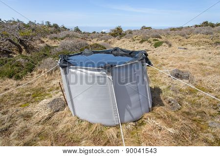 Firefighting Water Pack
