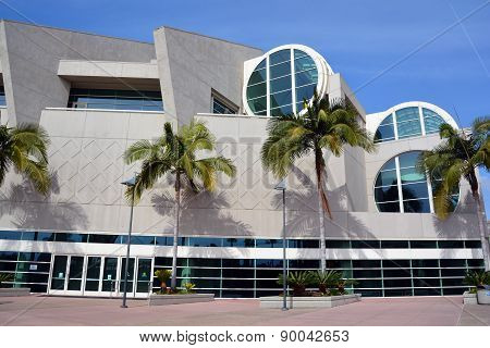 The San Diego Convention Center