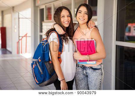 Beautiful College Girlfriends