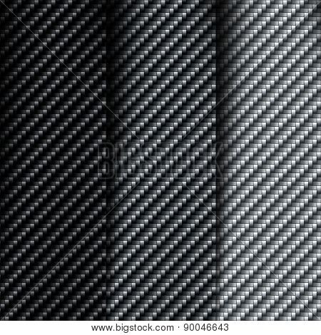 The Texture Of Carbon Fiber.