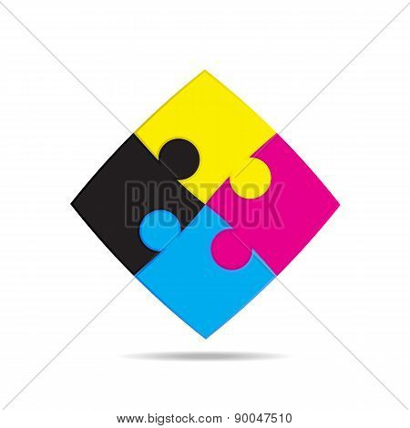 Cmyk Colors Design
