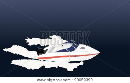 Speed Motor Boat