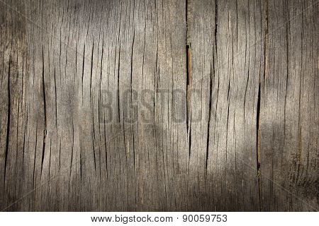 Wood background fluid table with cool waves lines