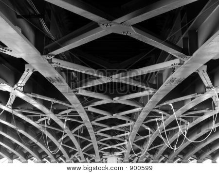 Large Girder Bridge