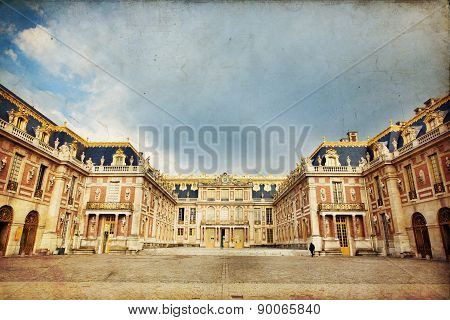 Versailles Castle, Paris, France