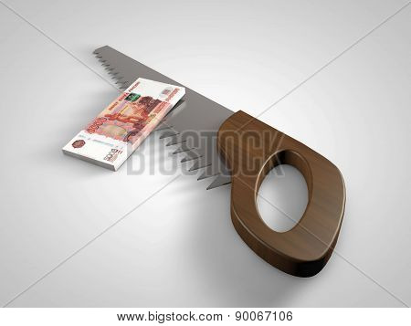 A Conceptual Image Of The Cut Funds