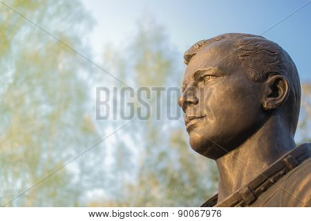 Yuri Gargarin Bust