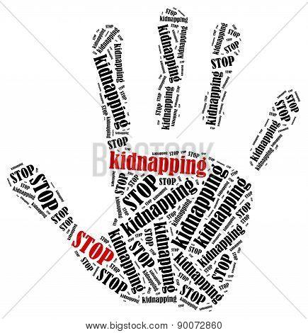 Stop Kidnapping.