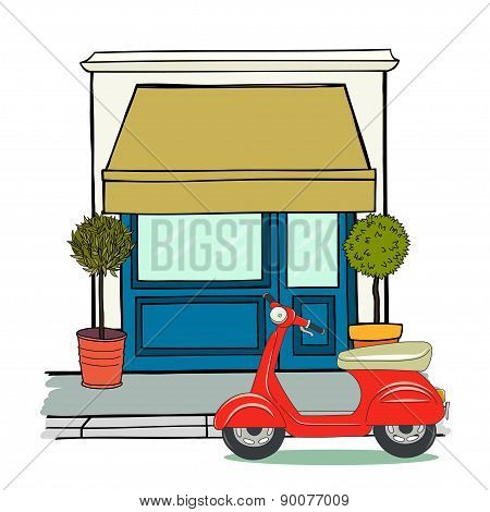 Sketchy Shop