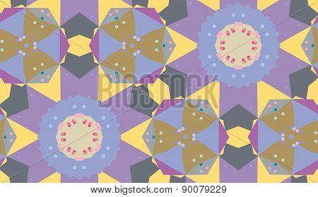 Giant Asterisk Pattern