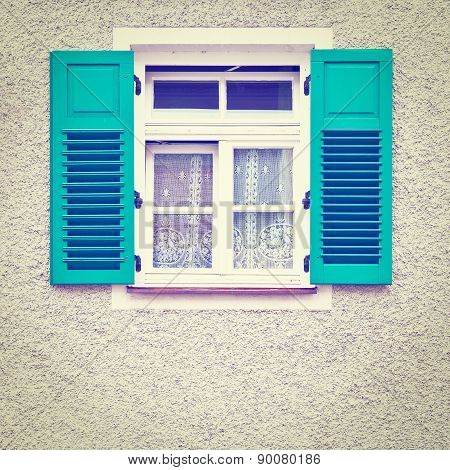 Bavarian Window